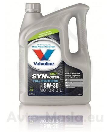 VALVOLINE SynPower MST C3 5W30-4L