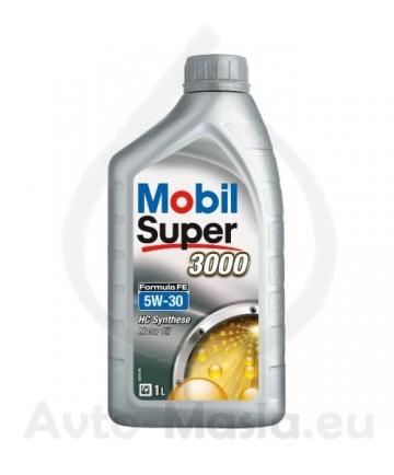 MOBIL SUPER 3000 FORMULA FE 5W30- 1L
