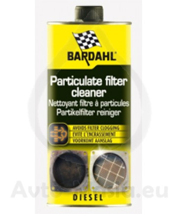 Bardahl Particulate Filter Cleaner