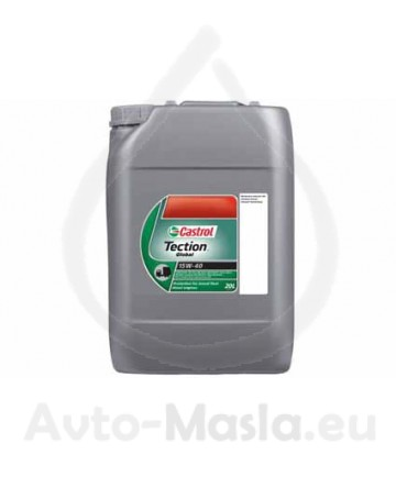Castrol Tection Global 15W40- 20 L