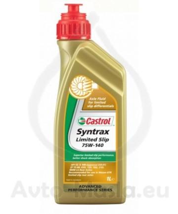 Castrol Syntrax LS 75W140- 1L