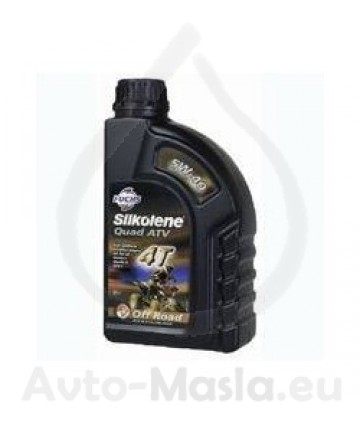 Двигателно масло Silkolene Quad ATV 5W40- 1L