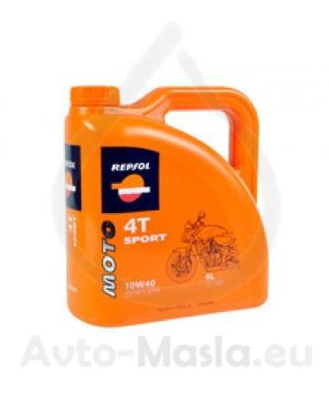 REPSOL MOTO SPORT 4T 10W40- 4L