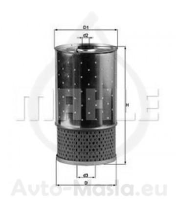 Маслен филтър KNECHT OX 38D