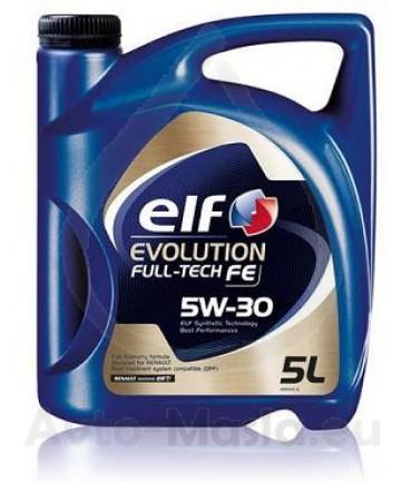 Elf Evolution Full-Tech FE 5W30- 5L