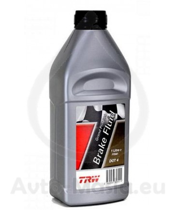 TRW Grand Prix 600 DOT 4 Racing Brake Fluid- 1L