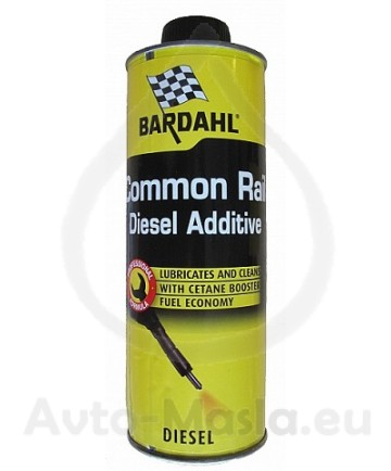 Bardahl Common Rail Diesel Additive bar 1072