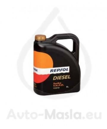 Repsol Diesel Turbo T.H.P.D 15W40- 5L