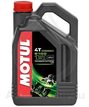 MOTUL 5100 4T 10W50- 4L