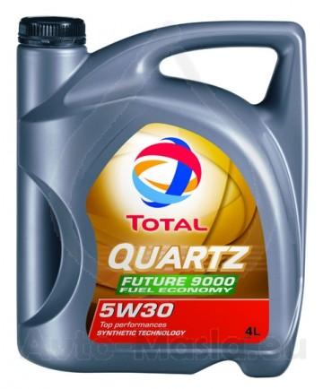 Total Quartz 9000 Future NFC 5W30-4L