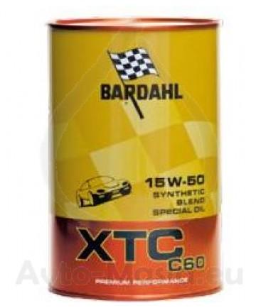Bardahl  XTC C60 15W50 1l