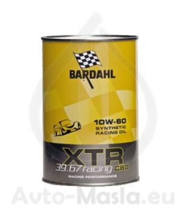 Bardahl XTR 39.67 C60 Racing 10W60