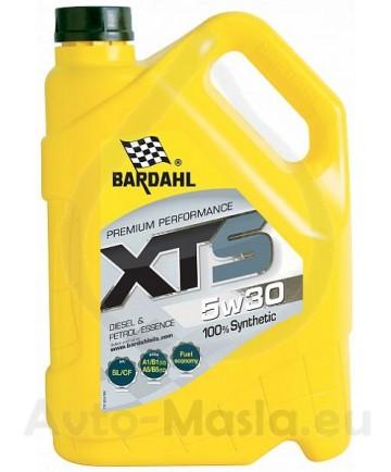 Bardahl XTS 5W30-5L