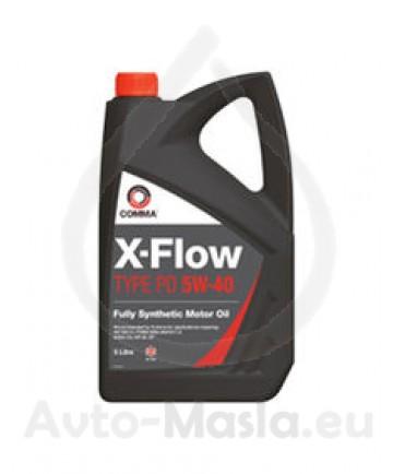 Comma X-Flow Type PD 5W40- 5l