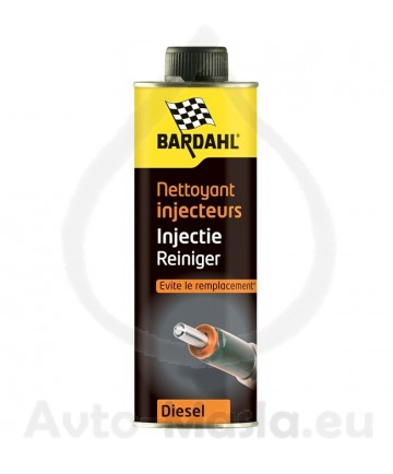 Bardahl Injector Cleaner 6 in 1- Дизел