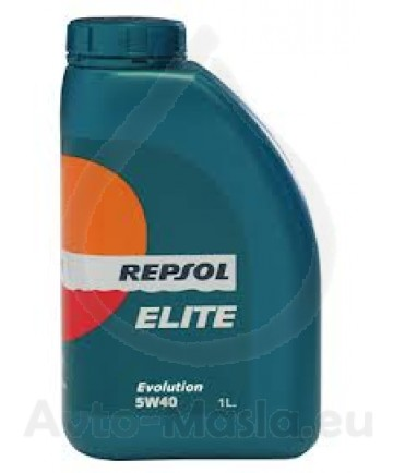 REPSOL ELITE EVOLUTION 5W40- 1L
