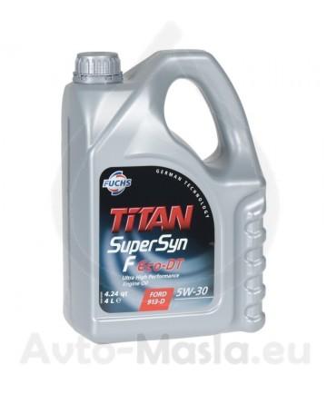 TITAN SUPERSYN F ECO-DT 5W30- 4L