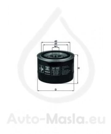 Маслен филтър KNECHT OC 102