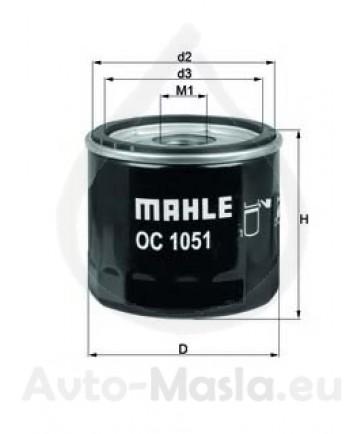 Маслен филтър KNECHT OC 1051