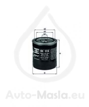 Маслен филтър KNECHT OC 115
