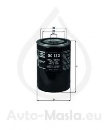 Маслен филтър KNECHT OC 132