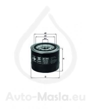 Маслен филтър KNECHT OC 204