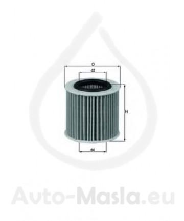 Маслен филтър KNECHT OX 360D