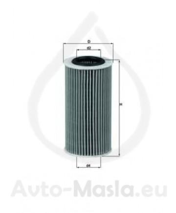 Маслен филтър KNECHT OX 370D