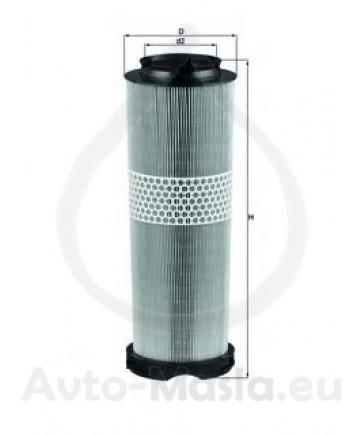 Въздушен филтър KNECHT LX 1020