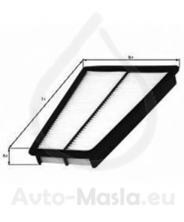 Въздушен филтър KNECHT LX 1022