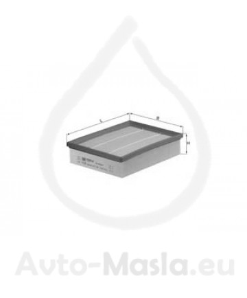 Въздушен филтър KNECHT LX 1029