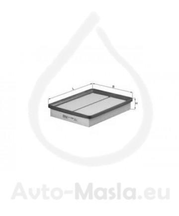 Въздушен филтър KNECHT LX 1039