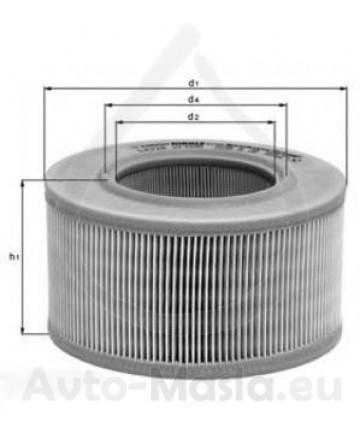 Въздушен филтър KNECHT LX 104