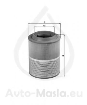 Въздушен филтър KNECHT LX 1072