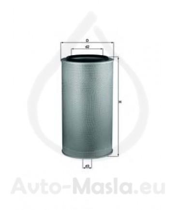 Въздушен филтър KNECHT LX 1255
