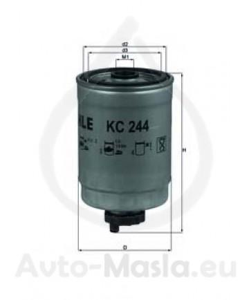 Горивен филтър KNECHT KC 244