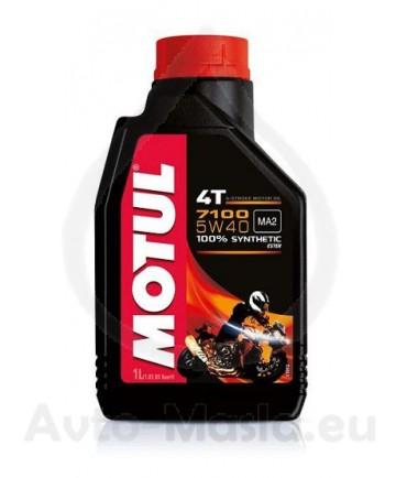MOTUL 7100 4T 5W40- 1L
