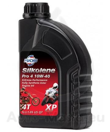 Fuchs Silkolene Pro 4 10W40 XP- 1L