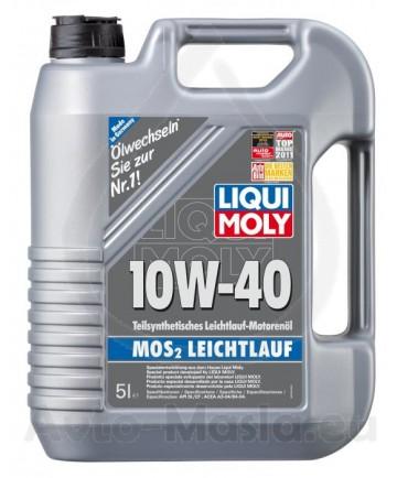 LIQUI MOLY МоS2 LEICHTLAUF 10W40 5L