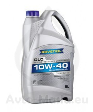Ravenol DLO 10W40- 5L