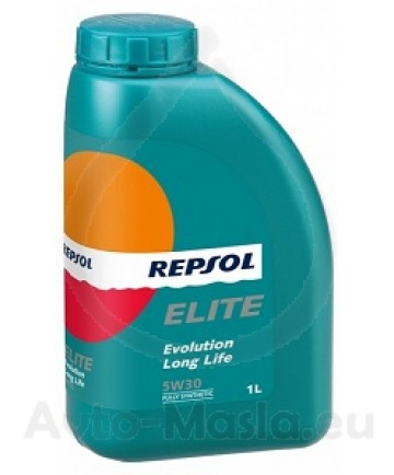 Repsol Elite Evolution Long Life 5W30- 1L