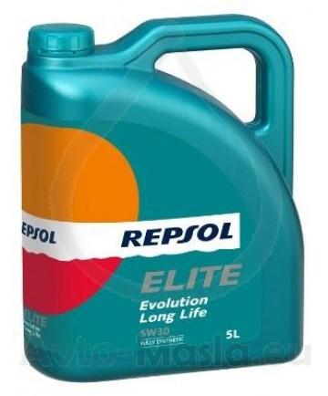 Repsol Elite Evolution Long Life 5W30- 5L