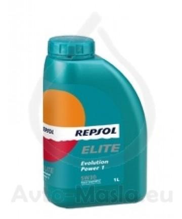 Repsol Elite Evolution Power 1 5W30- 1L