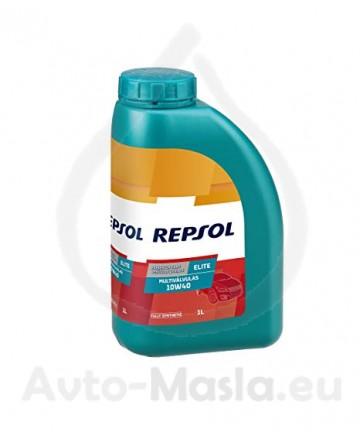 Repsol Elite Multivalvulas 10W40 1L