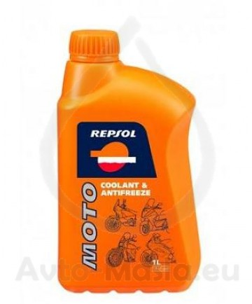 Repsol Moto Coolant & Antifreeze