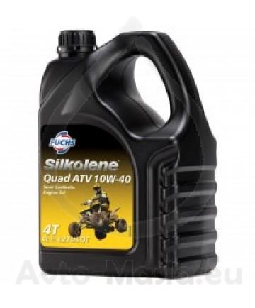 Silkolene Quad ATV 10W40- 4L