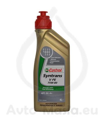Castrol Syntrans V FE 75W80- 1L