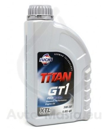 Моторно масло TITAN GT1 PRO B-TEC 5W30 1L
