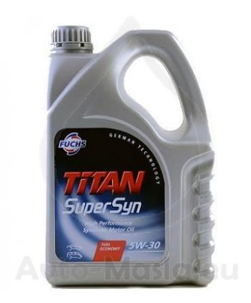 TITAN SUPERSYN 5W30- 4L