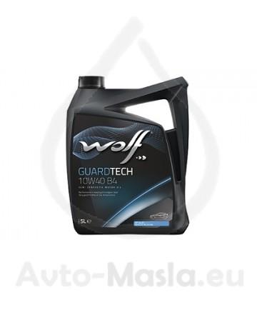 Моторно масло Wolf Guardtech 10W-40 B4 5l